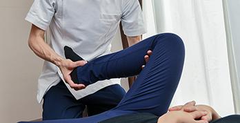 股関節痛の治療