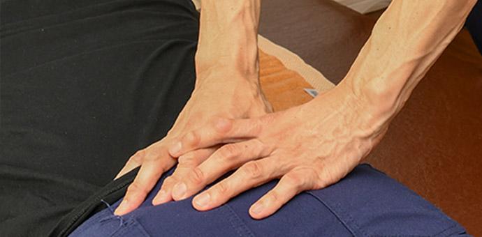腰痛の治療